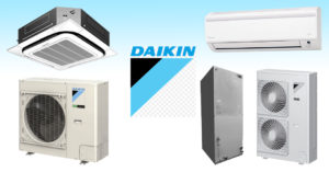 DaiKin Air Conditioning units